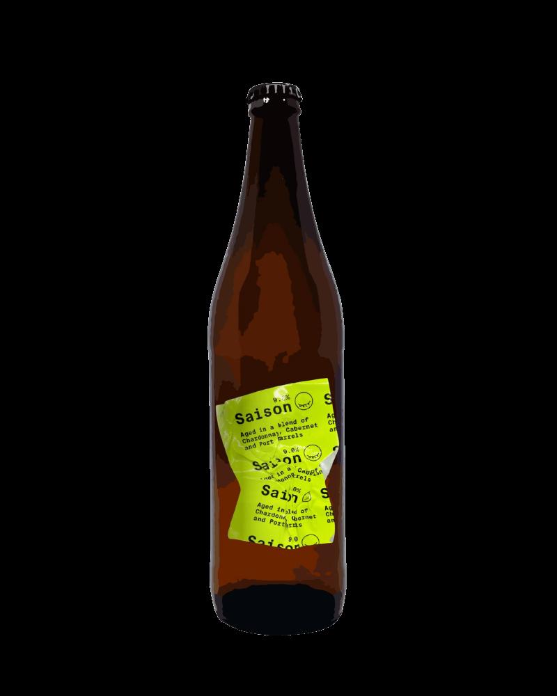 酉鬼啤酒 Saison - 泡在夏朵內、卡本內以及波特裡面