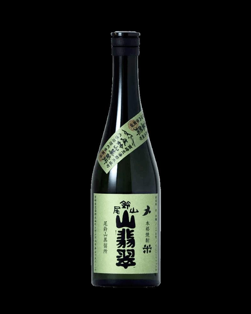 尾鈴山蒸餾所 山翡翠 米燒酎