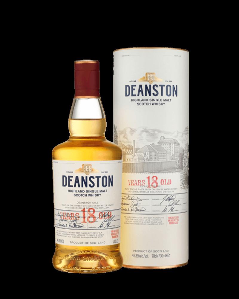 汀士頓18年初次波本桶單一麥芽蘇格蘭威士忌