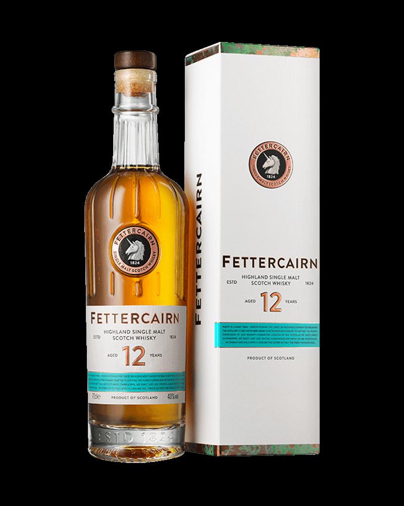 費特肯12年單一麥芽蘇格蘭威士忌