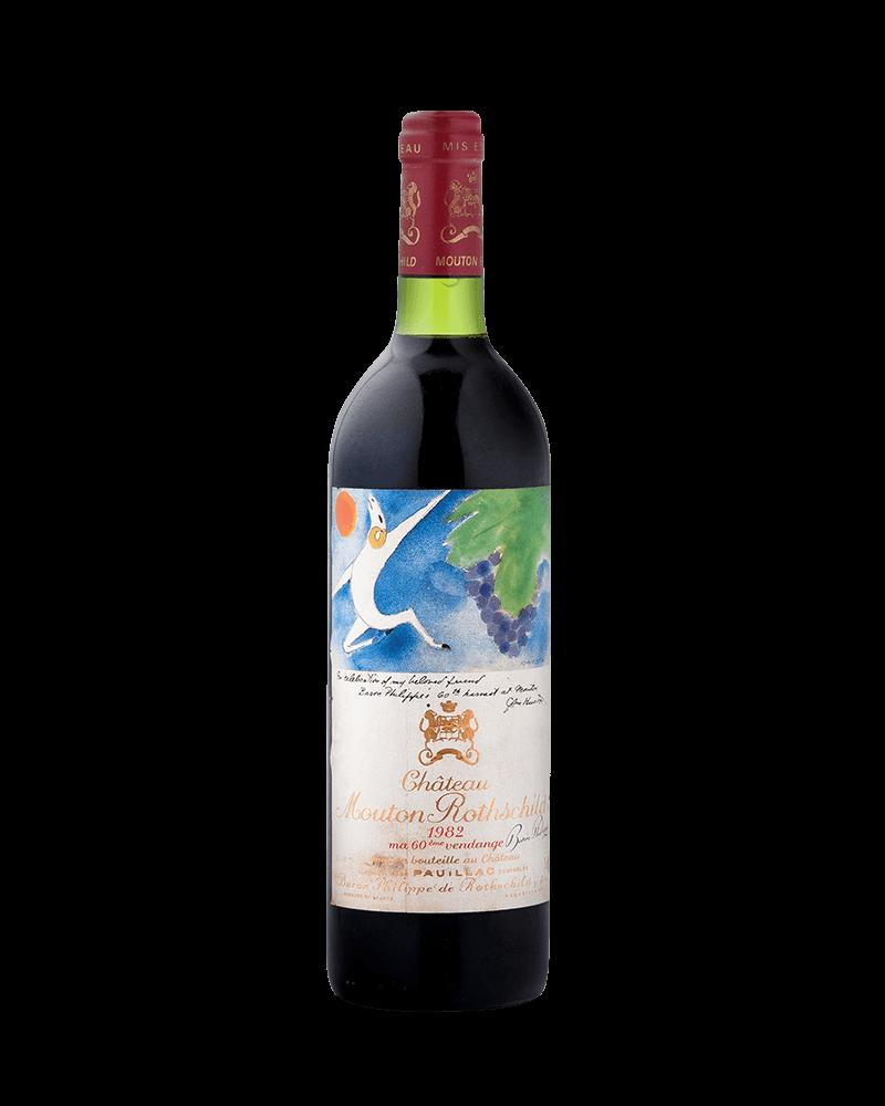 法國慕桐侯奇堡紅酒