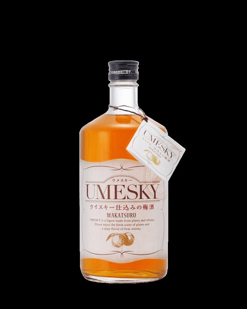 若鶴 Umesky 威士忌梅酒