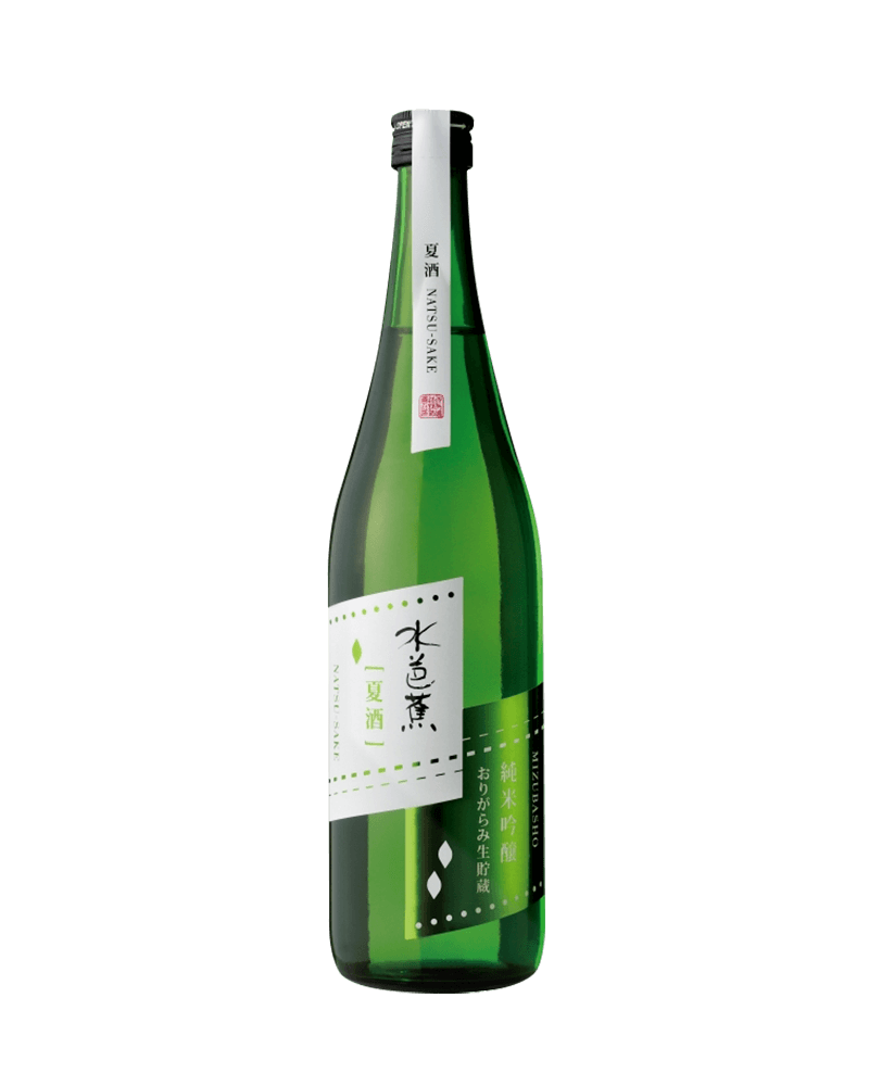 水芭蕉 夏 純米吟釀 生貯藏霞酒