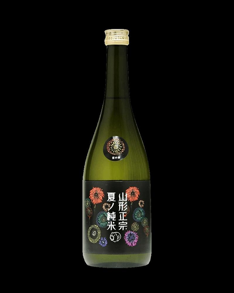 山形正宗 花火夏季限定純米酒 白日版