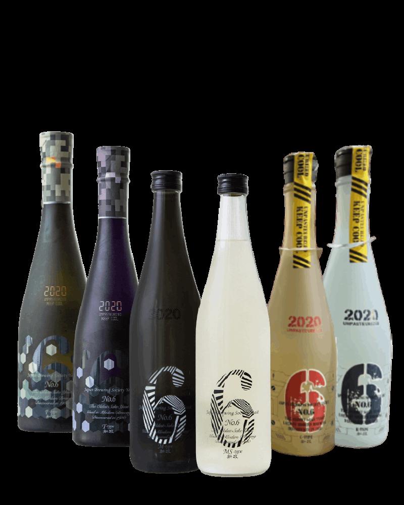 特別頒布会2021 大全套(一組6瓶)