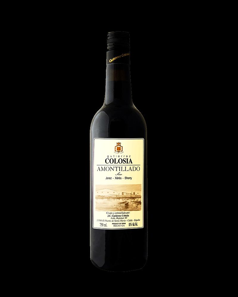 古提拉Amontillado雪莉酒