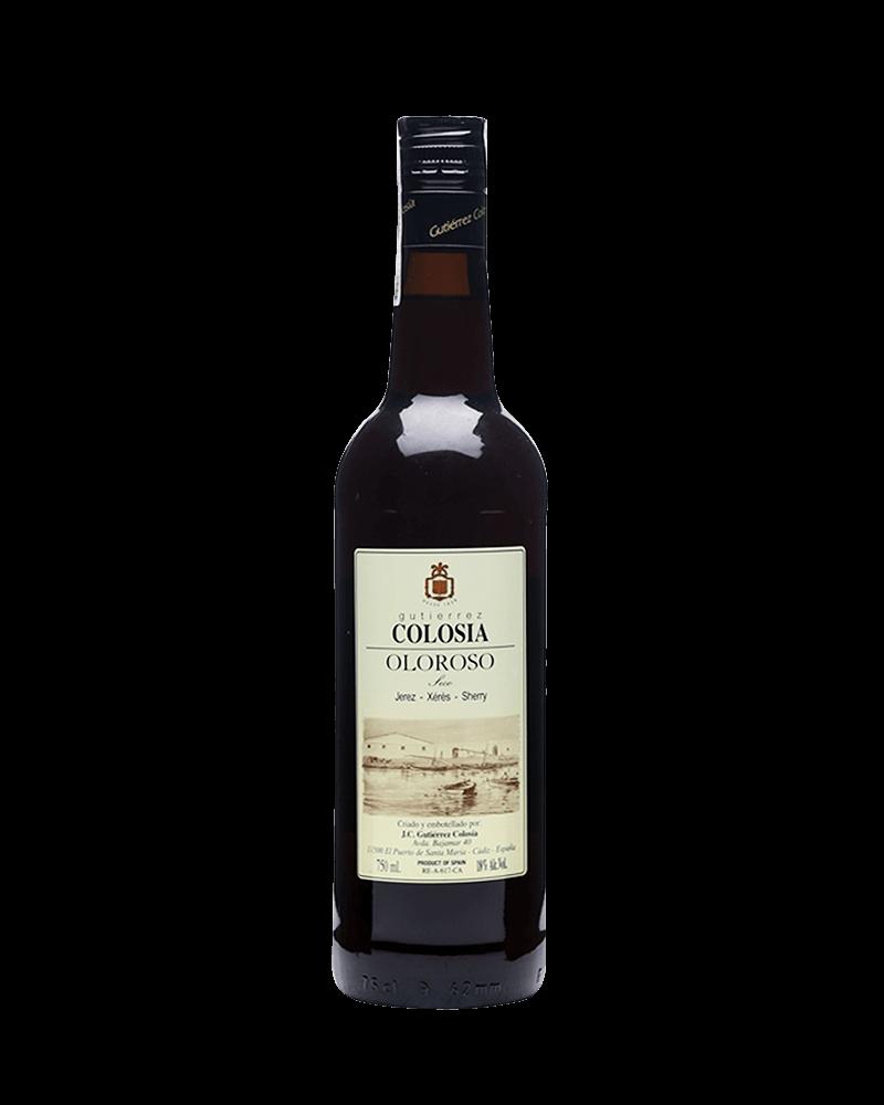 古提拉Oloroso雪莉酒