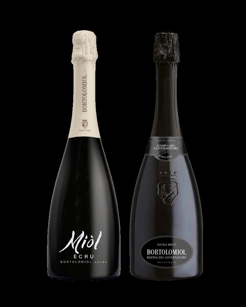 波爾托羅米歐精緻典藏氣泡酒組(2入)