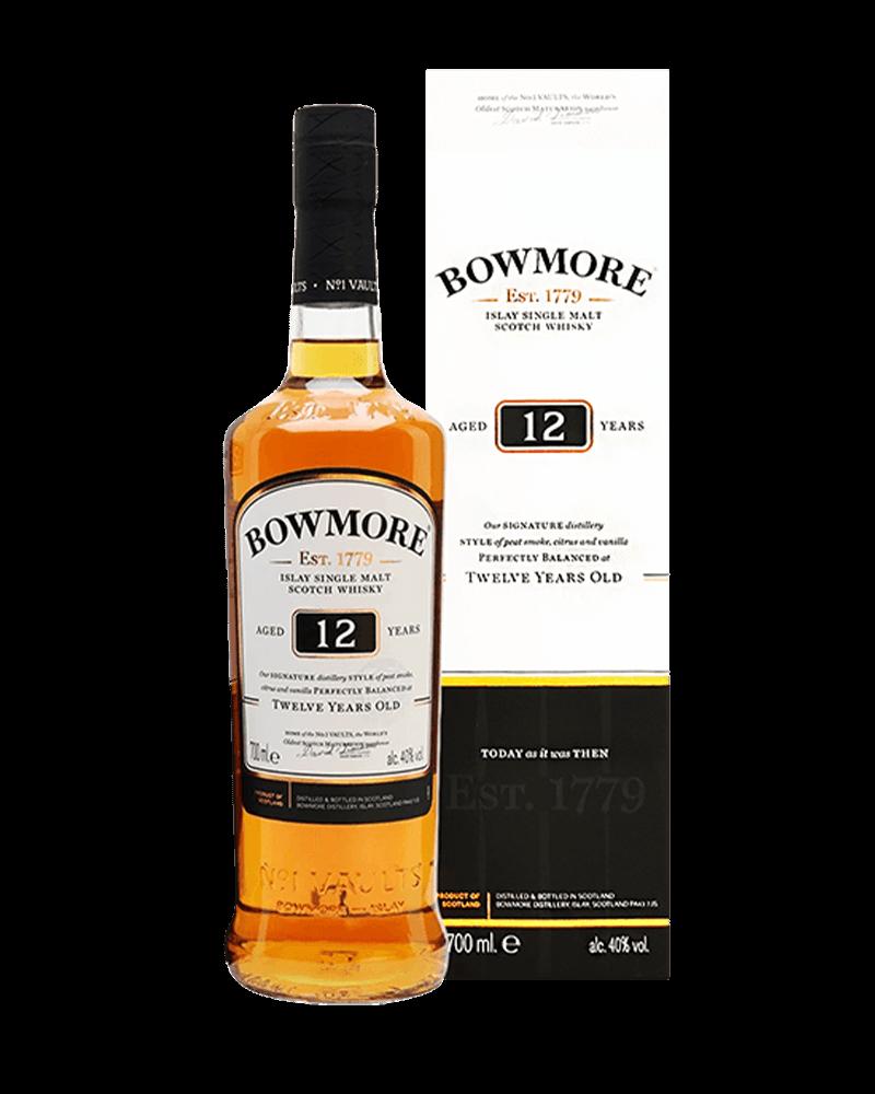 波摩12年單一麥芽蘇格蘭威士忌