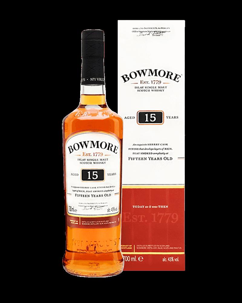 波摩15年單一麥芽蘇格蘭威士忌