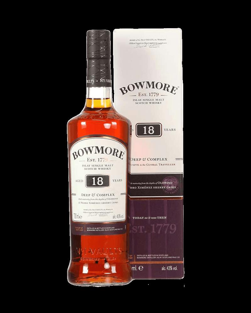 波摩18年單一麥芽蘇格蘭威士忌