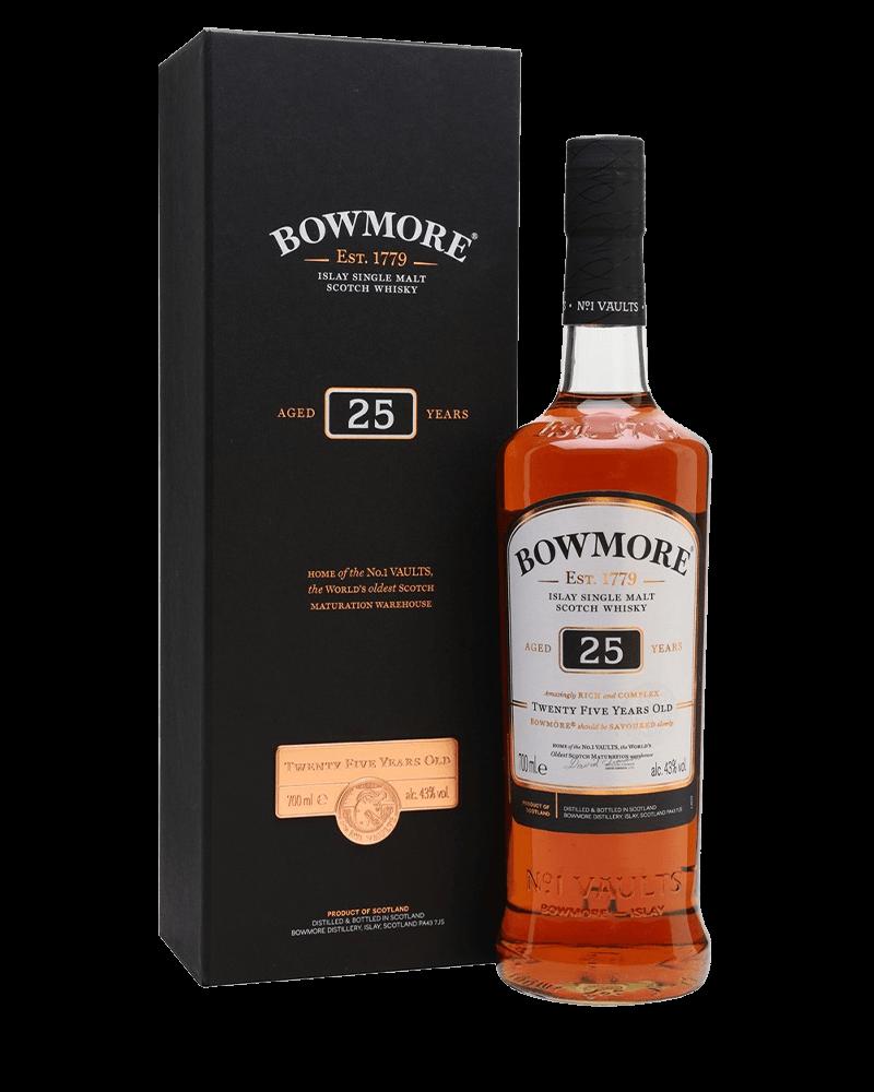 波摩25年單一麥芽蘇格蘭威士忌