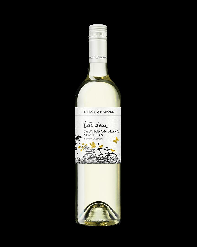 拜倫哈羅德單車經典白葡萄酒