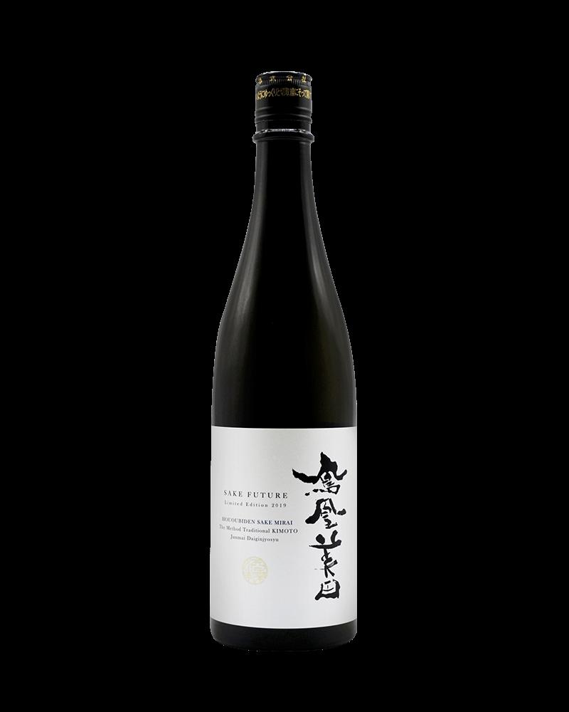 鳳凰美田 酒未來 純米大吟釀