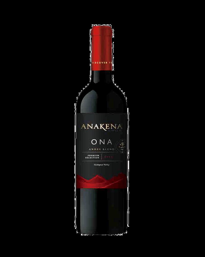 安娜卡納ONA安地斯系列紅葡萄酒