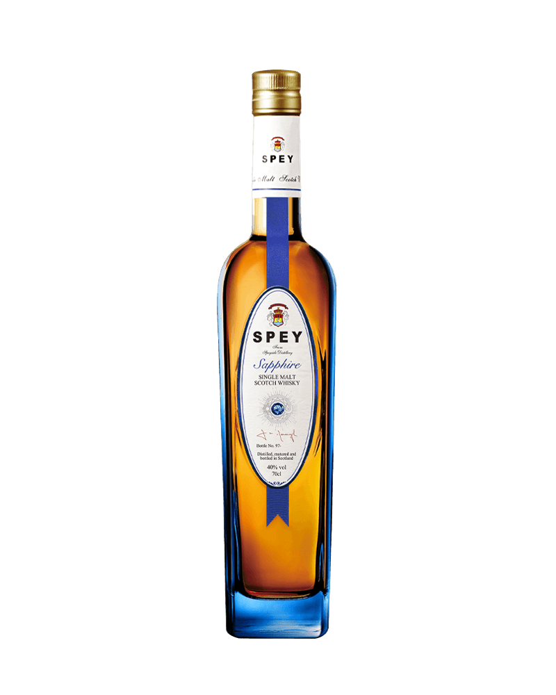 詩貝藍寶石單一麥芽蘇格蘭威士忌
