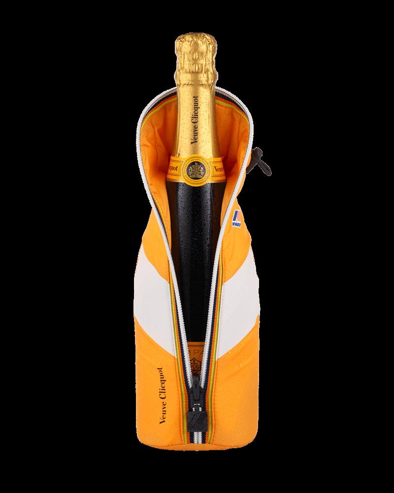 凱歌香檳黃牌xKWAY 保冷風衣限量瓶
