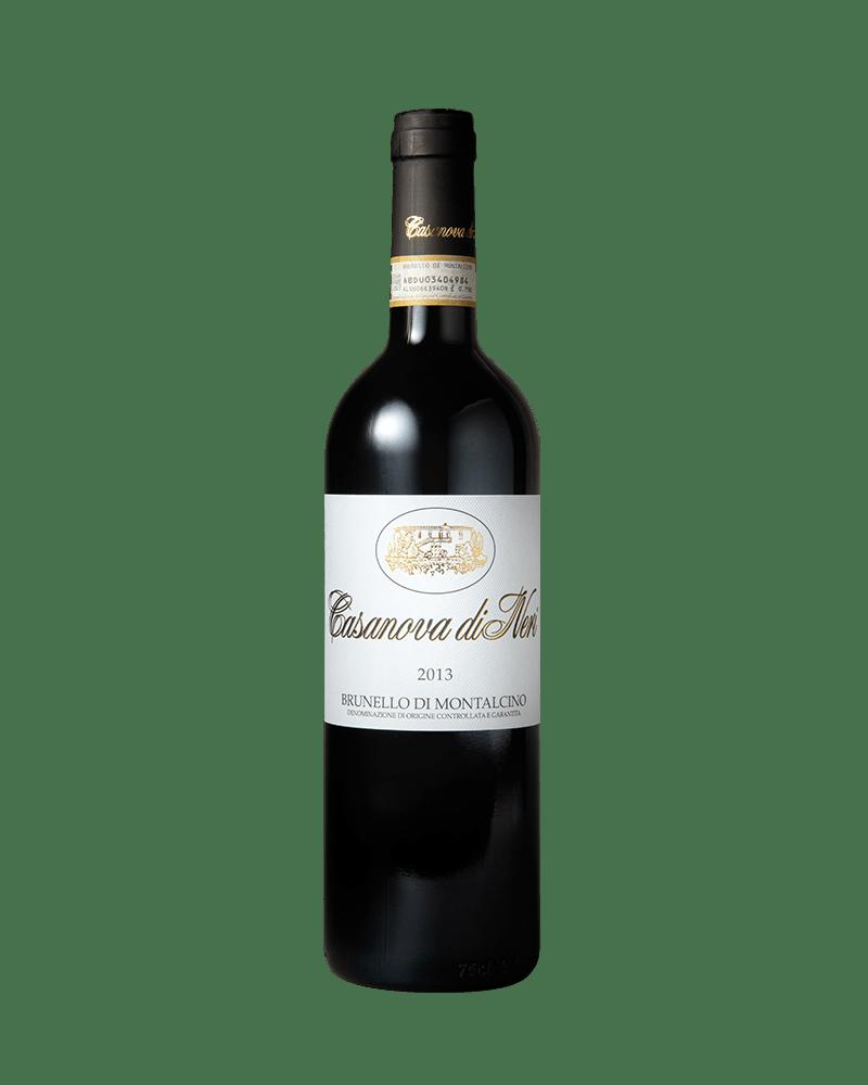 卡薩諾瓦酒莊 布魯內洛紅酒
