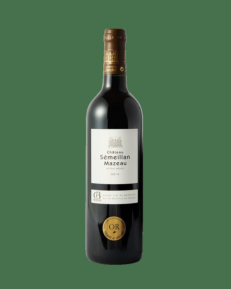 法國詩美堡紅酒