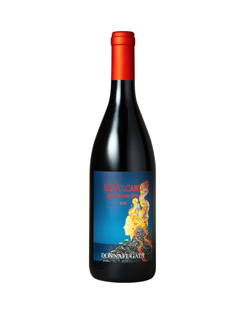 埃特納火山紅葡萄酒