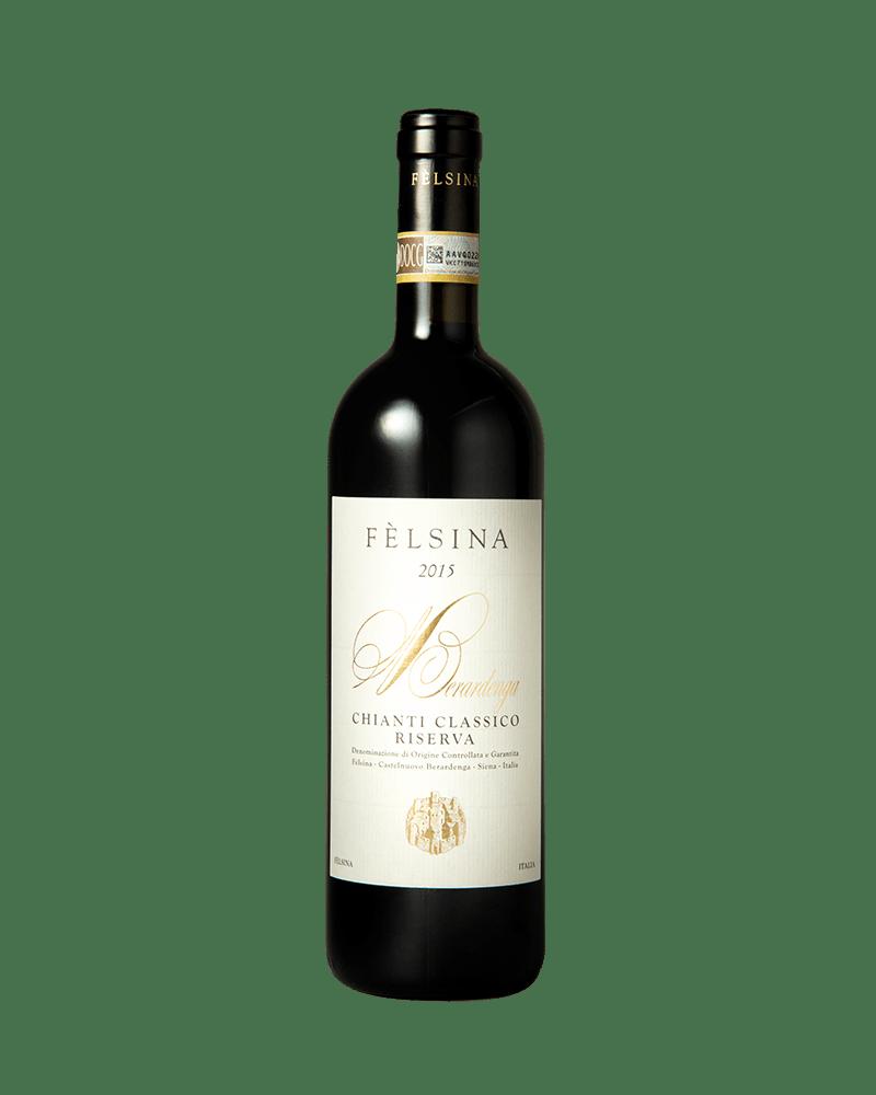 費希娜酒莊 精選經典奇揚地紅葡萄酒
